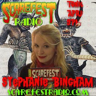Stephanie Bingham SF10 Episode 22