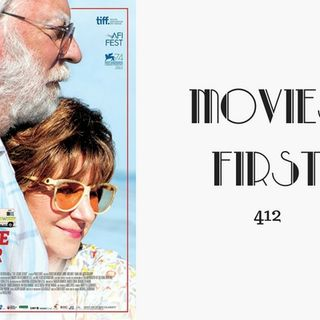 412: The Leisure Seeker - Movies First with Alex First