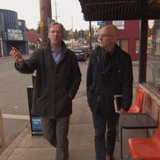 A Mayoral Candidate's Walking Tour of Portland