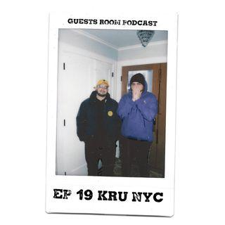 """Ep: 19 KRU NYC - """"KRU is You"""""""