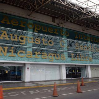 Disputa entre Ortega y las aerolíneas amenaza con debilitar finanzas de la administradora del Aeropuerto Augusto C. Sandino
