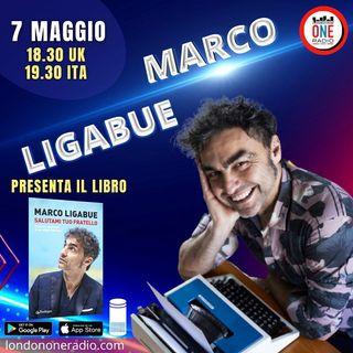 "Marco Ligabue presenta ""Salutami tuo fratello"""