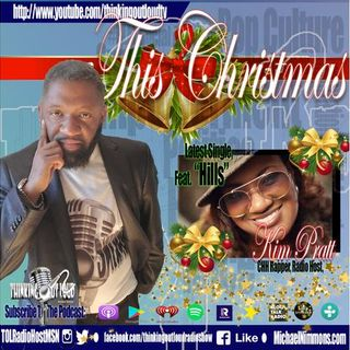 """""""This Christmas"""" feat. CHH Rapper & Radio Host Kim Pratt"""