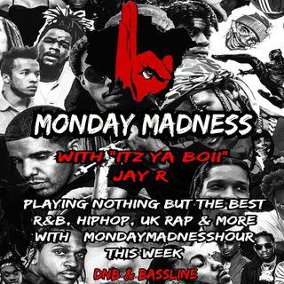 "StayBizzyRadio: Ep.8 - Monday Madness - Hosted By ""Itz Ya Boi"" Jay R"