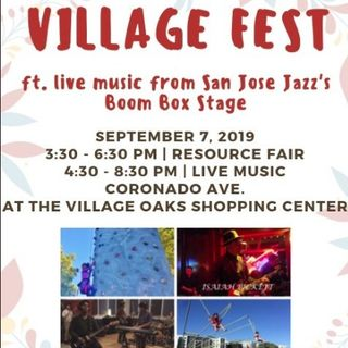 Village Fest Event - Interview & Cultural & Sponsors