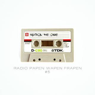 Radio Papen Wapen Frapen #5 Musica de cine