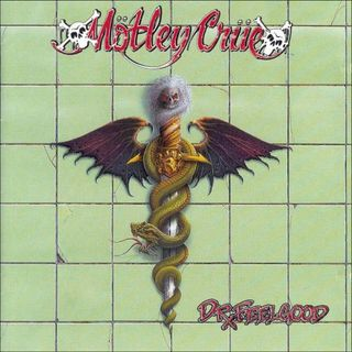 TRS Motley Crue Dr. Feelgood Album Special 30th May2019