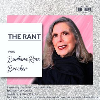 Viagra Diaries+ Barbara Rose Brooker discussed Ageism and the Ageism March_it's time 4_22_20