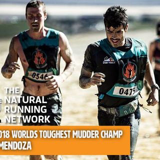 INTERVIEW with THE WORLD'S TOUGHEST MUDDER CHAMP 2018-KRIS MENDOZA