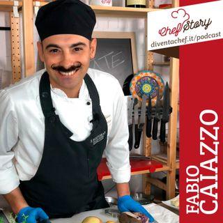"""Ep 01 - Intervista a Fabio Caiazzo - Chef del Ristorante """"Il Pavone"""" di Napoli"""