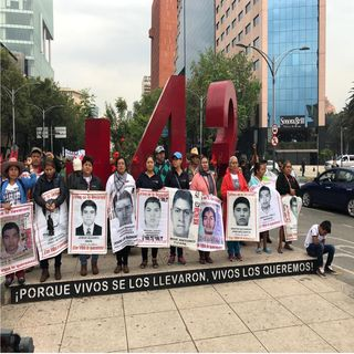Liberan a 24 por caso Ayotzinapa