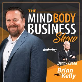 EP 122:  Danny Creed - International business and executive coach