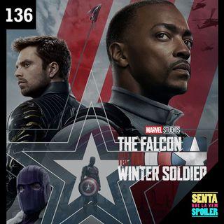 EP 136 - Falcão e o Soldado Invernal