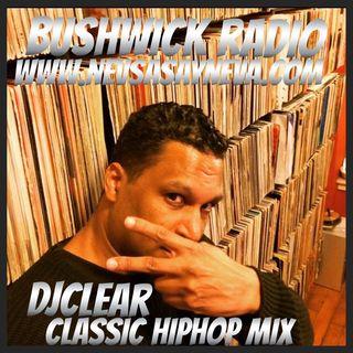 DJ Clear NY MLK Mix on Bushwick Radio 2021