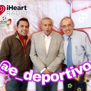 Iniciando la semana, los Lunes son mejores con Espacio Deportivo de la Tarde 07 de Octubre 2019