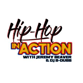 Hip-Hop In Action 3-Inch Turntable Edition 4/19/19