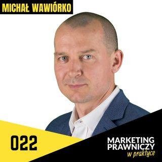 MPP#022 Roboty w pracy prawnika - Michał Wawiórko