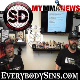 UFC 236 MMA News BJ Penn Pearson Dillashaw McGregor Sob's EPO's