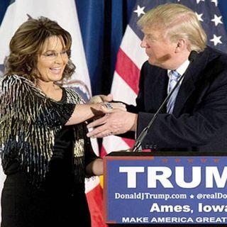 Palin's Blame Game on PTSD in Military Veterans