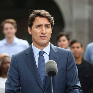 Canada's prime minister accused of racism