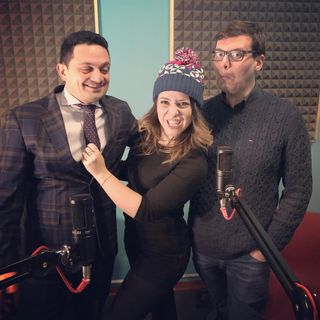 3 x 7 Push Up Comedy , terza stagione : in studio con noi torna Francesco De Chiara !