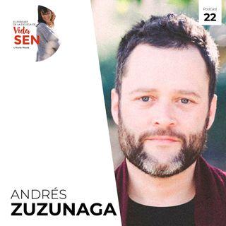 Astrología psicológica con Andrés Zuzunaga