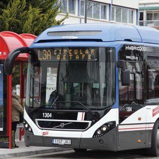 Los trabajadores de Avanza continúan con la huelga de autobuses