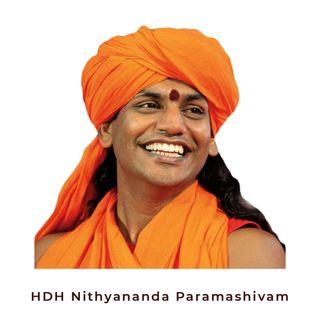 HDH Nithyananda Paramashivam