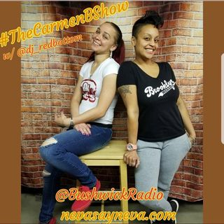 THE CARMEN B SHOW /DJREDBOTTOM 12.17.17