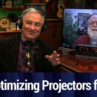 Tech Break: TTG Clip: Optimizing Projectors For HDR