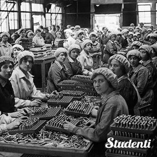 Storia - Prima guerra mondiale: innovazioni e società
