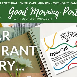 Dear Migrant Diary | Moving to Portugal on the GMP!