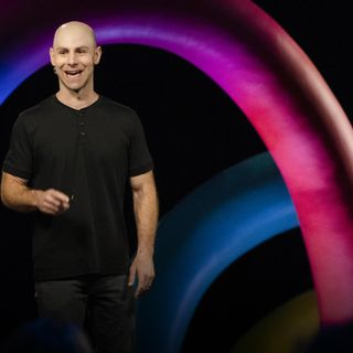 How to stop languishing and start finding flow   Adam Grant