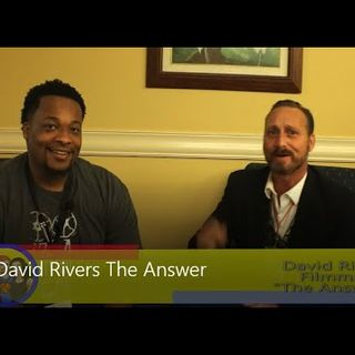 Filmmaker David Rivers Can Help You Find The Answer! An interview on the Hangin With Web Show