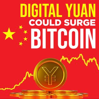 158. Digital Yuan Could Surge Bitcoin | Can America Be #1 in Crypto?