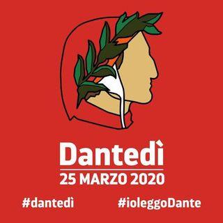 25 marzo 2021: Dantedì