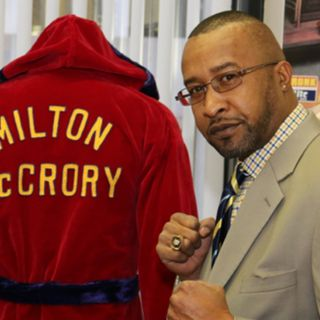 Legends of Boxing Show:Former WBC Welterweight Champion Milton McCrory