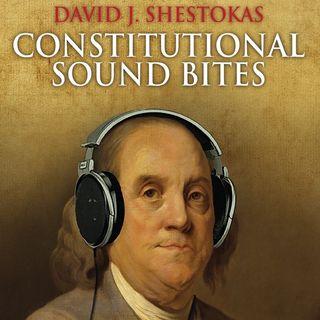 Constitutional Sound Bites Ep 37 1.4.17