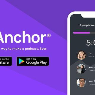 Oenone Forbat / Anchor