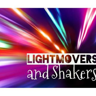 Lightmovers and Shakers:  Hope Fitzgerald and the Infinity Wave (Part 1)