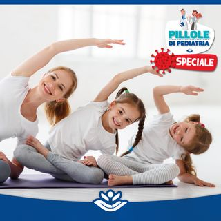 Nuovo Coronavirus, guida all'attività fisica in casa per i ragazzi