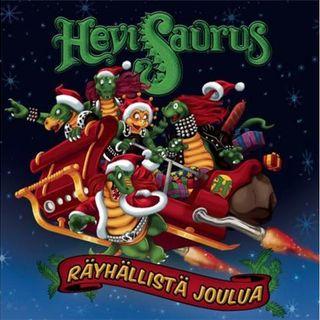 Metal Hammer of Doom: Hevisaurus - Räyhällistä joulua