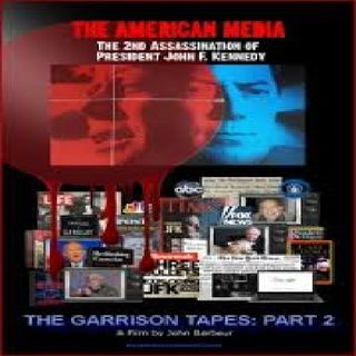 JOHN BARBOUR - JIM GARRISON TAPES