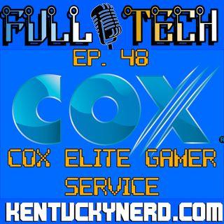 Cox Elite Gamer Service