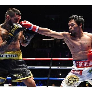 Manny Pacquiao KO's Lucas Matthysse!! NY Mets SP Jacob deGrom wants $$/trade??