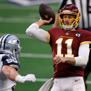 Washington Football Team in NFC East Playoff Push