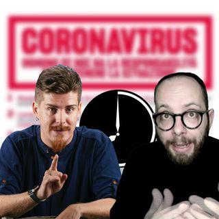 Gli Italiani e il Covid-19: tra percezione, dati e realtà - con Matteo Flora