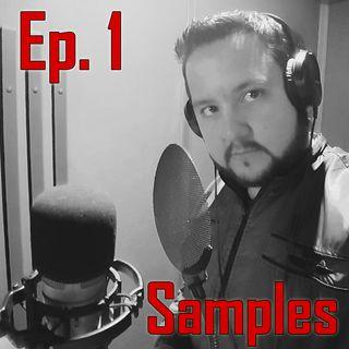 Episodio # 1 - Samples