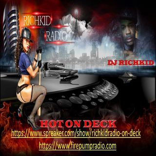 DJ Richkid: Coming to you hot Hip-hop and R&B Mix 8