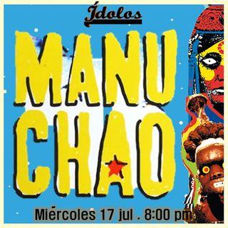 Idolos Manu Chao